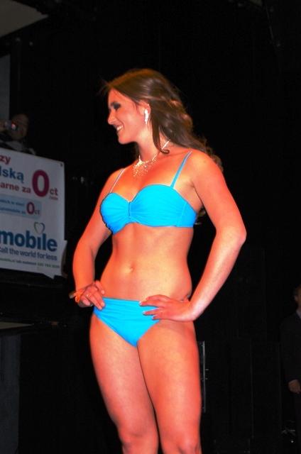 Janine Grech, 1wsza Vice Miss